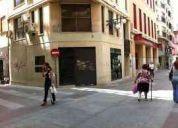 Local comercial en elche precio 2.000 eur/mes