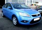 Ford focus 1.6 trend.seminuev o.