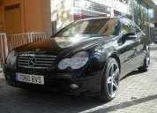 Mercedes-benz c 200  k sportcoupe pantalla gp