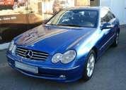 Mercedes-benz clk 320  oferta de semana santa