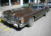 Ford crown ltd clasico 6 plazas