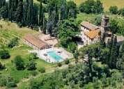 Alquileres italia, monte san savino - locasun.es - villa 16 gente