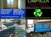 Recogida de chatarra vaciado locales barcelona 627298646 retirada de chatarra gratis
