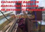 Vaciado de locales en barcelona antonio