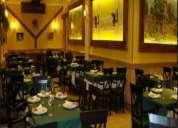 Se traspasa restaurante de 340 m2 zona tetuán