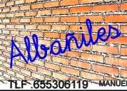 Ladrilleros de  caravista en madrid  tel.655306119