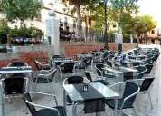 Traspaso bar restaurante 200m²  con terraza  zona conde duque