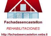 Rehabilitacion de fachadas en castellon
