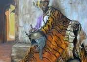 Pintura dibujo cursos action art europe escuela barcelona