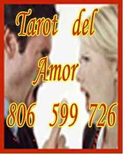 VIDENCIA LLEIDA 806 599 726 TAROT DEL AMOR Y DEL DESAMOR