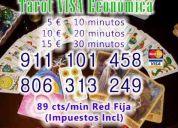 Tarot visa barato 5 euros 10 min. 91 110 14 58 . no gabinete 806 313 249 (89 cts min. red