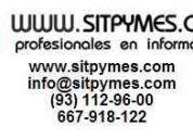 Empresa barcelona diseño de paginas web autogestionables 2.0 precios lowcost
