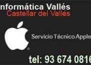 servicio técnico informático en castellar del vallés