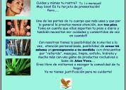 Productos naturales de aloe vera