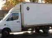 Vendo camion mercedes sprinter- aÑo 2002- precio negociable