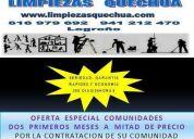 limpiezas generales quechua