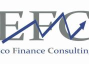 Eco finance consulting