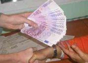 Acuerdo creíble de financiera rápido y fiable