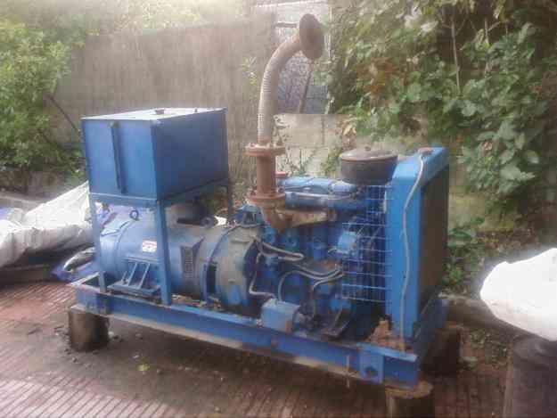 generador de corriente motor perkins industrial ferrol