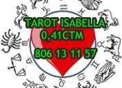 tarot 041 barato isabella fiable 806 13 11 57