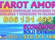 Tarot mas barato,0.41 cts.,videncia del amor,serio,fiable,visas economicas