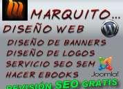 Diseño de paginas web profesional y diseño gráfico de alta calidad a bajo precio