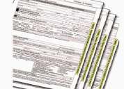 Firma de boletines electricos  economicos en madrid -tlf:633881298-