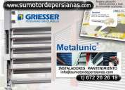 Metalunic instalación y mantenimiento