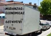 Mini mudanzas, mudanzas economicas, montaje de muebles 637419781