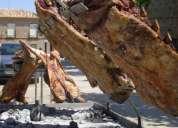Catering de carne a la brasa parrilladas costillares a la estaca