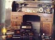 Compro muebles antiguos y todo tipo de objetos de decoracion