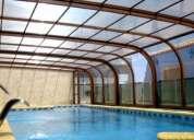 Cubiertas telescópicas para piscinas, descubra nuestras cubiertas para piscinas telescópic