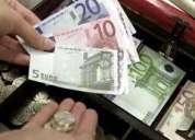 Ayuda financiera entre particular serio