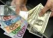 Disfrute de sus préstamos y el crédito entre los individuos en 24 horas