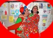 Organización de cumpleaños infantiles madrid a domicilio