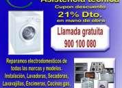 Servicio tecnico * pando,  barcelona, tel. 900100035