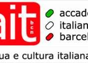 Traducciones italiano barcelona, traductor italiano barcelona
