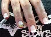Nails for stars uñas de gel en oviedo