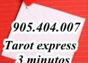 905*404*007 tarot 3 minutos express