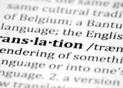Traductora jurada de inglés