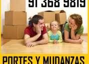 Mudanzas baratas aravaca:=(91:368(9819)150€ personal autorizado