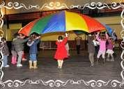 Animaciones infantiles de cumpleaños y fiestas infantiles españa