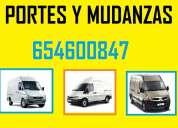 Portes economicos en aravaca 654(*60*)0847 ((transportes))