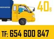 Empresa de madridportes 65:460(08)47 portes en carabanchel