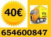 Portes en *(aluche)*((65460((0847)) urgentes (30eu)