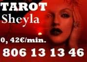 Tarot sheyla 806 13 13 46   economico y profesional