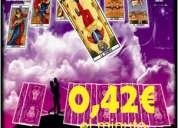 Tarot de la fortuna 0,42€/min.