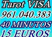 Ofertisima tarot visa 10 minutos 5 euros de alma