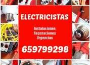 Electricista profesional y económico en valdemoro