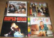 Lote de cds variados de pop español